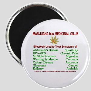 Rx Marijuana Magnet