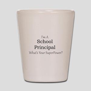 School Principal Shot Glass