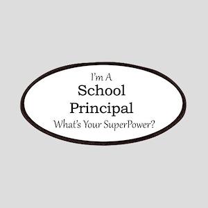 School Principal Patch