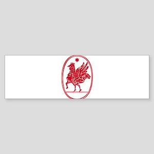 Gnostic Seal Bumper Sticker