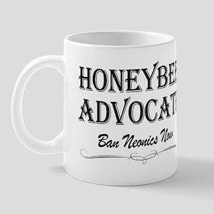 Honeybee Advocate Mug Mugs