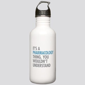 Pharmacology Thing Stainless Water Bottle 1.0L