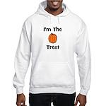 I'm The Treat (pumpkin) Hooded Sweatshirt