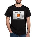 I'm The Treat (pumpkin) Dark T-Shirt