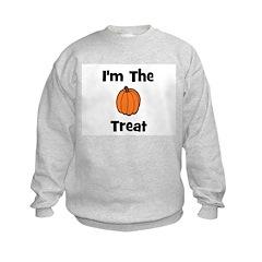 I'm The Treat (pumpkin) Sweatshirt