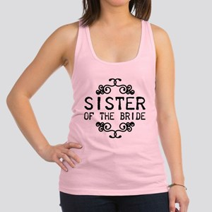 sister of the bride Tank Top