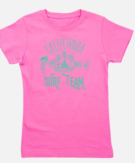 California Surf Team Girl's Tee