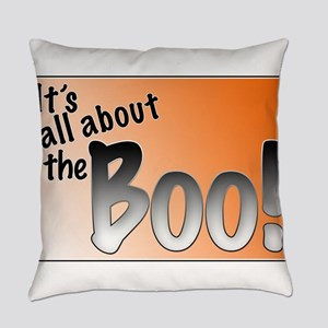 All About the Boo Everyday Pillow