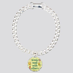 Drinks well with others Bracelet