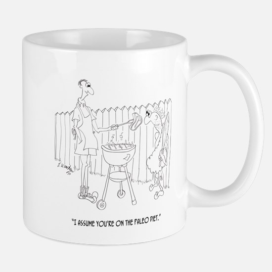 Diet Cartoon 9272 Mug