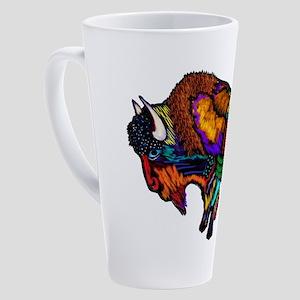 THE LEADER 17 oz Latte Mug