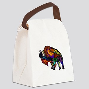 THE LEADER Canvas Lunch Bag