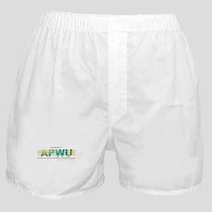 APWU Boxer Shorts