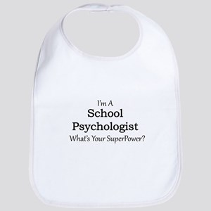 School Psychologist Bib