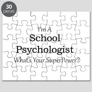 School Psychologist Puzzle