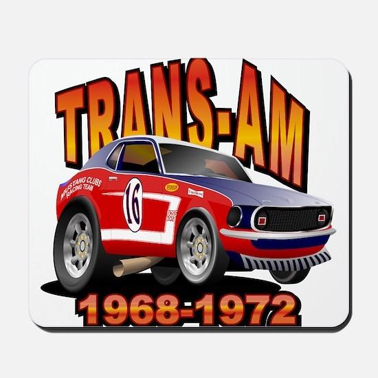 Trans Am Racing Series Mousepad