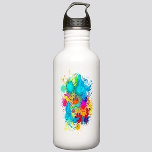 Splat Vertical Stainless Water Bottle 1.0L