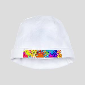 Splat Vertical baby hat