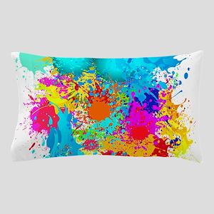 Splat Vertical Pillow Case