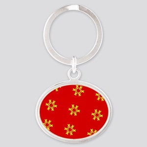 Yellow Ribbons Bladder Cancer Henry's Fa Keychains