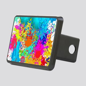 Splat Vertical Rectangular Hitch Cover