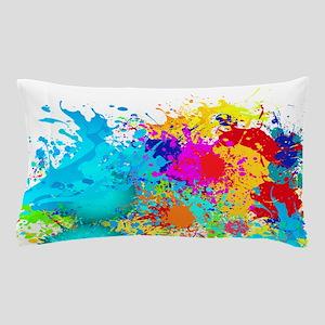 Splat Cluster Pillow Case