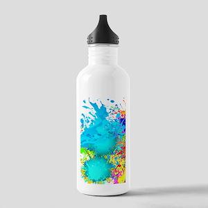Splat Cluster Stainless Water Bottle 1.0L
