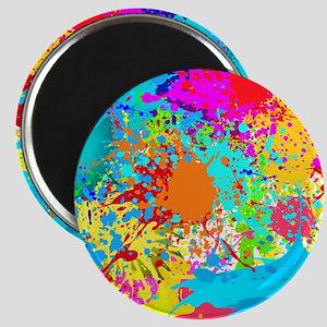 Splat Cluster Magnets