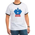 Big Star Usa King Ringer T-Shirt
