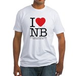 I Heart NB Fitted T-Shirt