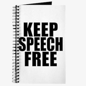 Keep Speech Free Journal