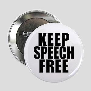 Keep Speech Free Button