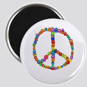 Peace Fuzzies Magnets