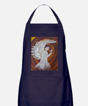 Arch of the Angels Apron (dark)