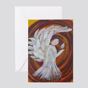 Arch of the Angels Greeting Card