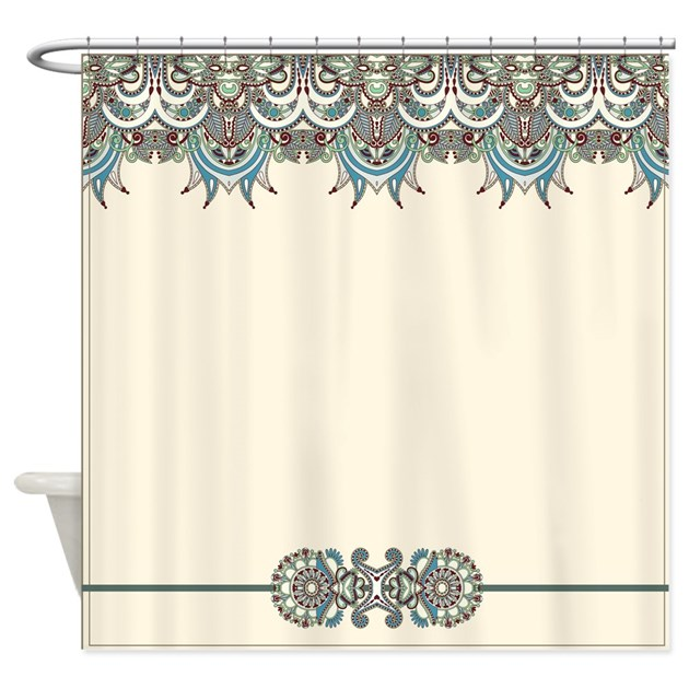 vintage shower curtains vintage shower curtain by fuzzychair 10651