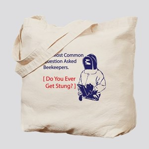 Ever get stung Tote Bag
