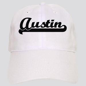 Austin Texas Classic Retro Design Cap