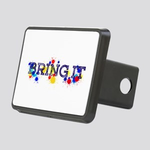 BRING IT Rectangular Hitch Cover