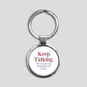 Keep Talking Keychains
