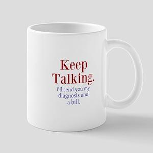 Keep Talking Mugs