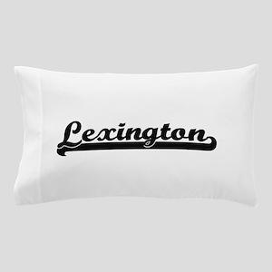 Lexington Kentucky Classic Retro Desig Pillow Case
