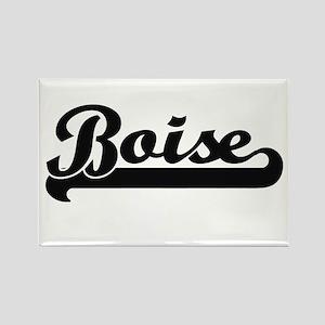Boise Idaho Classic Retro Design Magnets