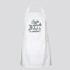 Forever Alone Singles Apron