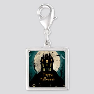 Happy Halloween Castle Charms