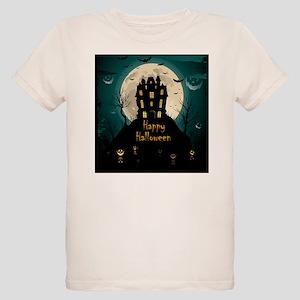 Happy Halloween Castle T-Shirt