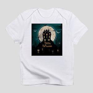 Happy Halloween Castle Infant T-Shirt