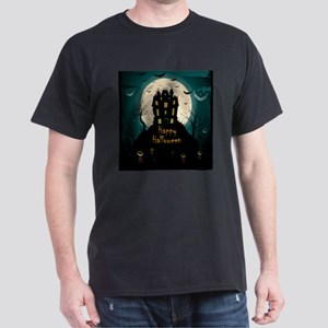 Happy Halloween Castle T-Shirt