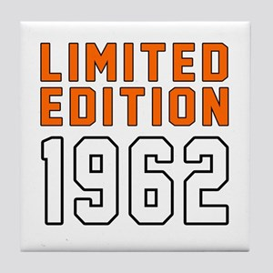 Limited Edition 1962 Tile Coaster