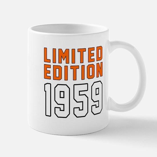 Limited Edition 1959 Mug